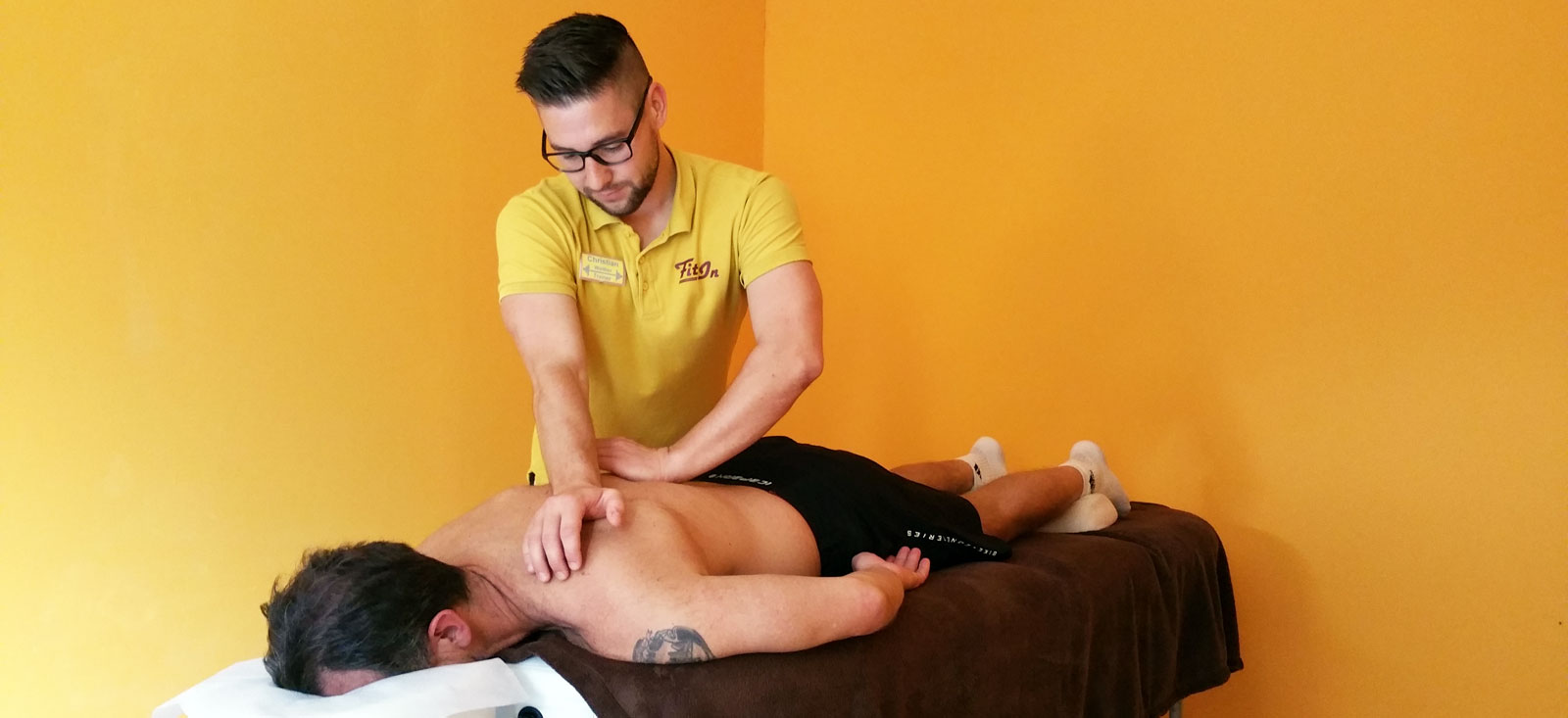 Massagen im Fit In Finsterwalde