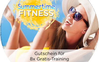 Sommerzeit-Angebot!