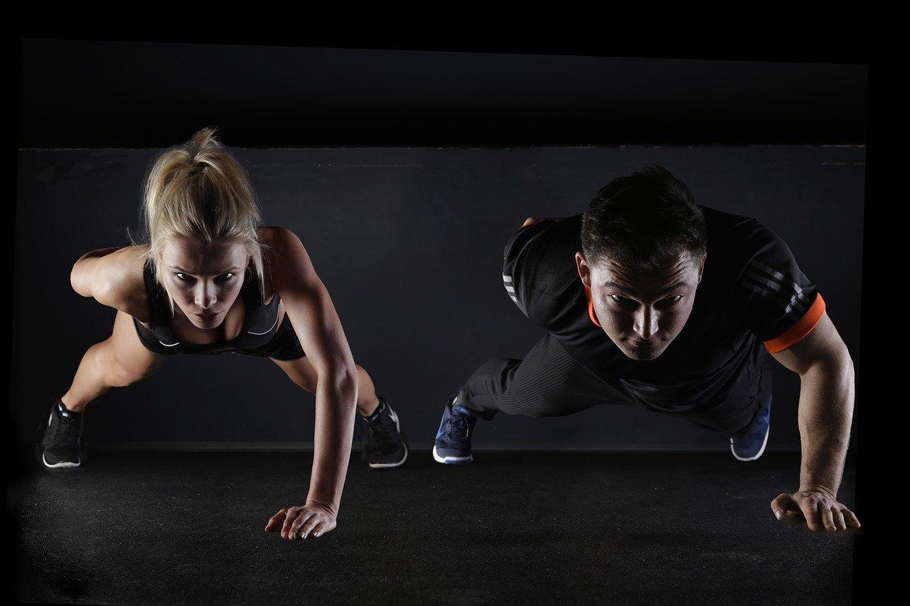 Fitness im Sportstudio